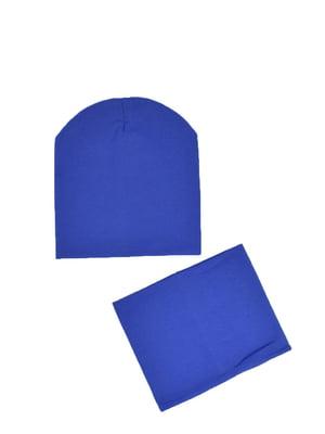 Комплект: шапка и бафф | 5639459