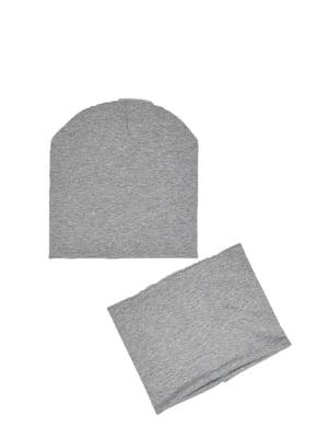Комплект: шапка и бафф | 5639460