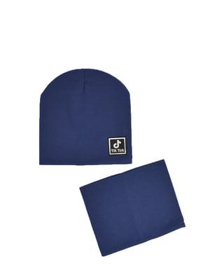 Комплект: шапка и бафф | 5639464