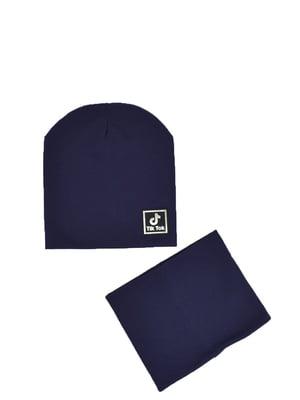 Комплект: шапка и бафф | 5639467