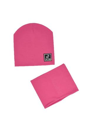 Комплект: шапка і баф | 5639468