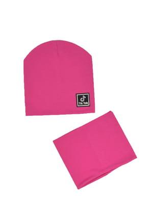 Комплект: шапка і баф | 5639469