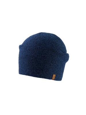Шапка синяя | 5639609