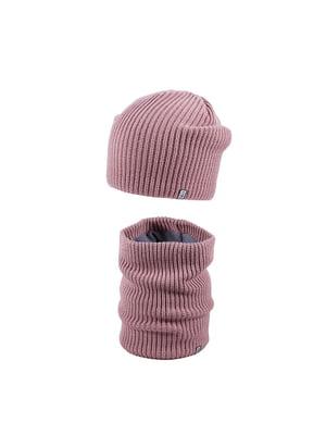 Комплект: шапка и бафф | 5639657