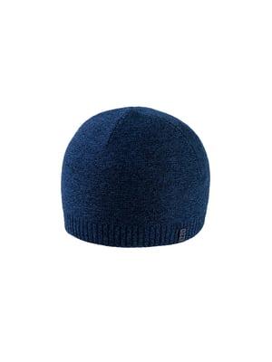 Шапка синяя | 5639677