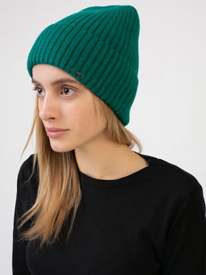 Шапка зеленая | 5639801