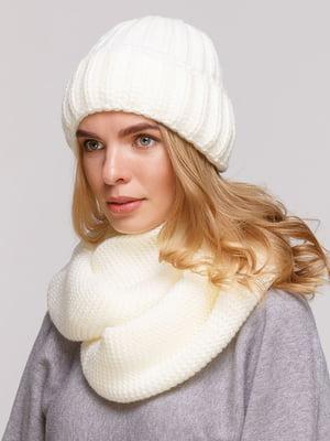 Комплект: шапка і шарф-снуд   5640405