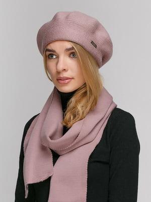 Комплект: берет и шарф-снуд | 5640485