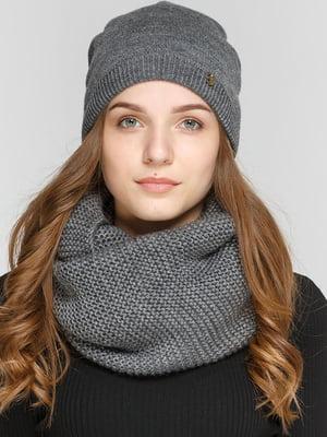 Комплект: шапка і шарф-снуд | 5640517