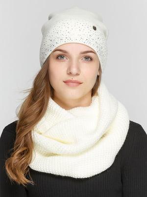 Комплект: шапка і шарф-снуд   5640525