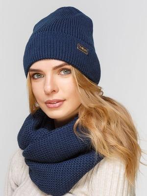 Комплект: шапка і шарф-снуд | 5640578