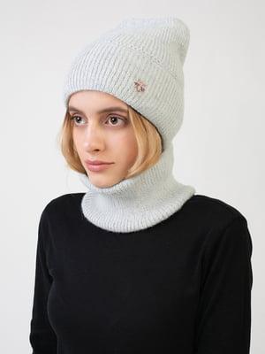 Комплект: шапка і шарф-снуд | 5640730