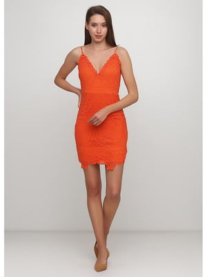 Сукня помаранчева   5449175