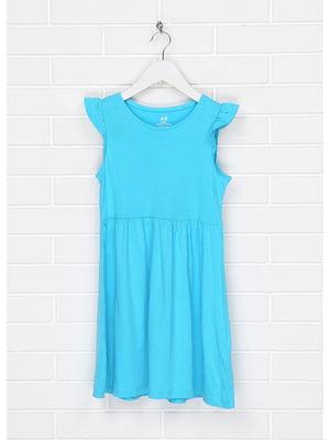 Сукня блакитна | 5500747