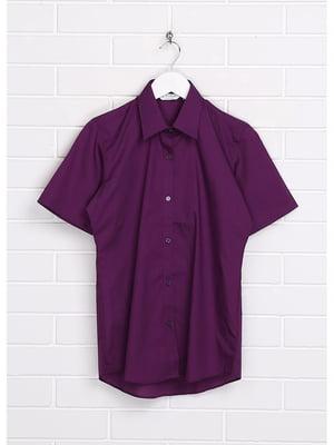 Рубашка фиолетовая | 5510922