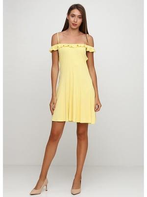 Сукня жовта | 5526680