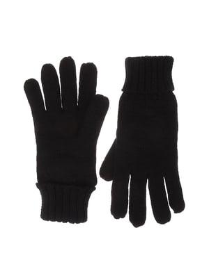 Перчатки черные   5549274