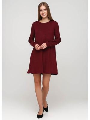 Сукня бордова | 5549576