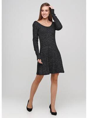 Сукня темно-сіра | 5549657