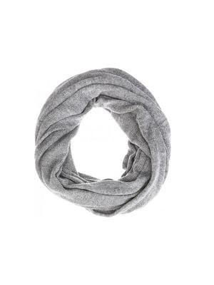 Шарф серый   5549939