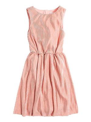 Сукня кольору пудри | 5554758