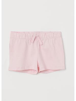 Шорти рожеві | 5560367