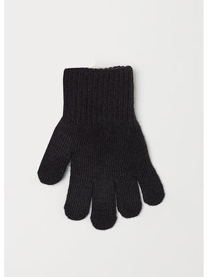Перчатки черные | 5560422