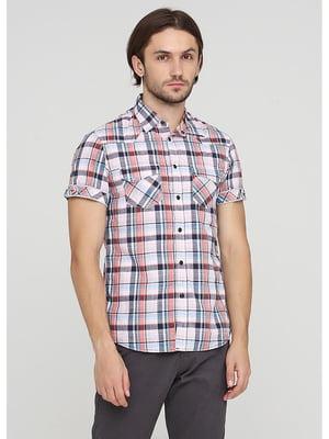 Рубашка клетчатая | 5572095