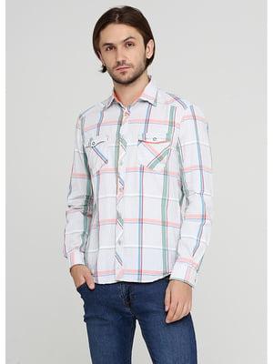 Рубашка клетчатая | 5572209