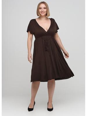Сукня коричнева   5572228