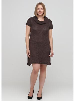 Сукня коричневого кольору   5572230
