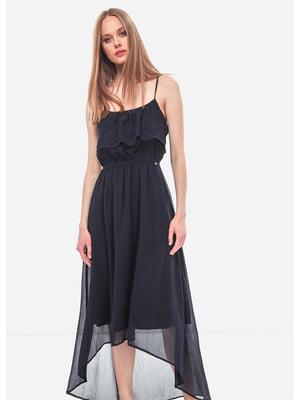 Сукня темно-синя   5572947