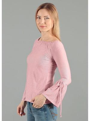Блуза розового цвета   5572953