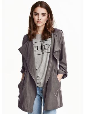 Куртка фіолетова | 5573327