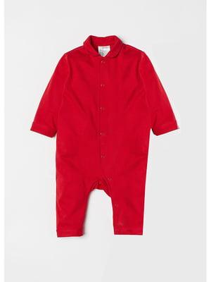 Человечек пижамный красный | 5573448