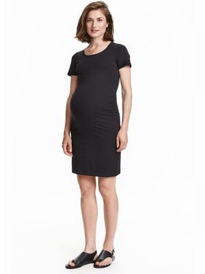 Платье для беременных черное | 5573532