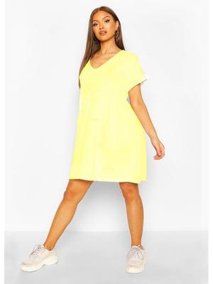 Сукня жовта | 5581055