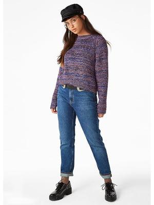 Джемпер фиолетовый   5581137