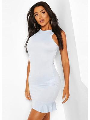 Сукня блакитного кольору | 5581631