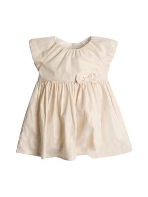 Платье бежевое   5587402