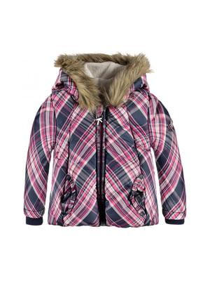 Куртка в клітинку | 5593060