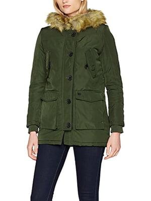 Куртка зелена   5593214