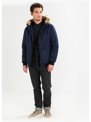 Куртка синяя | 5593268