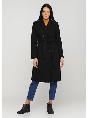 Пальто чорне | 5597420