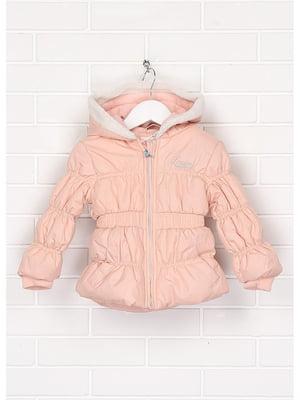 Куртка рожева | 5597423