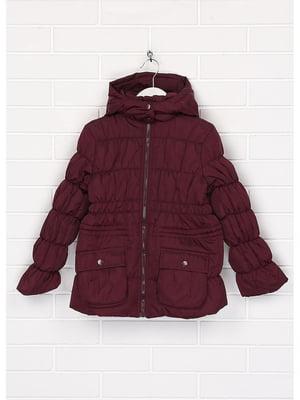Куртка бордова | 5597424
