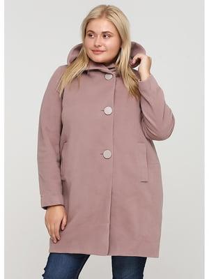 Пальто розовое | 5597434