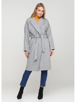 Пальто светло-серое | 5597461