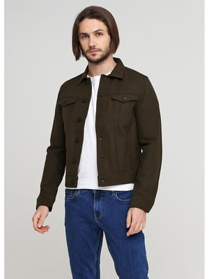 Куртка цвета хаки | 5597464
