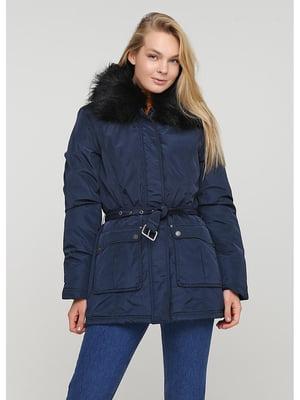 Куртка синяя | 5597486